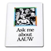 ask me about aauw clip art