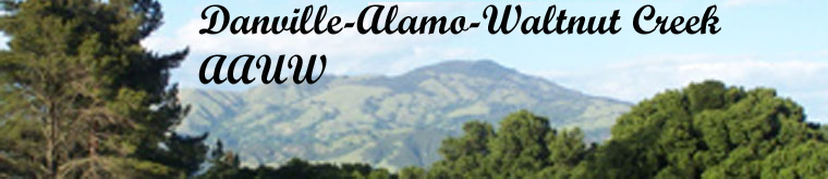 Mt. Diablo with Danville-Alamo AAUW heading